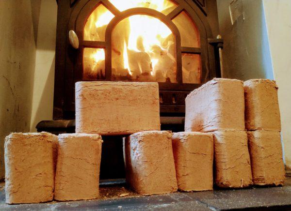 Easy Block Briquettes Beech & Oak